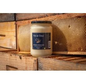 Miel de Tilleul crémeux 1 kg