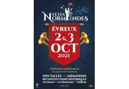 Les Fêtes Normandes - Octobre - Evreux